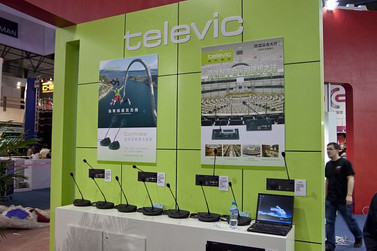 Televic at PALM EXPO 2010